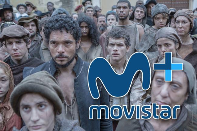 Ocho nuevas series y una película original: Movistar+ sigue con su gran apuesta por el contenido propio en la guerra del streaming