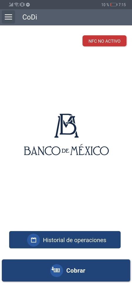 Screenshot 20190930 191538 Org Banxico Dsp Mobile Codi