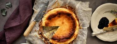Así podemos hacer en casa la tarta de queso que es, según The New York Times, el sabor del año