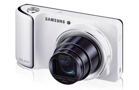 Samsung Galaxy Camera en México