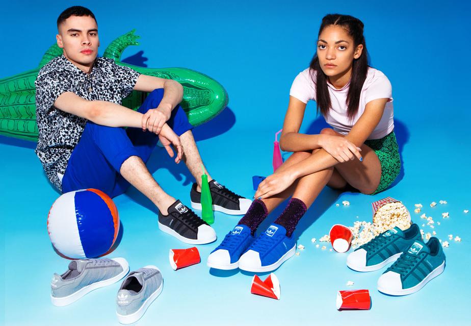 Foto de adidas Originals Superstar Festival Canvas Pack (1/6)