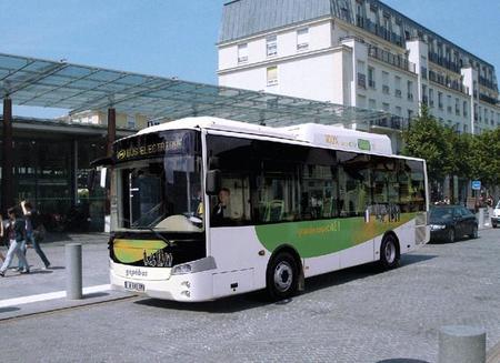 La estación de esquí de Dos Alpes contará con un autobús eléctrico