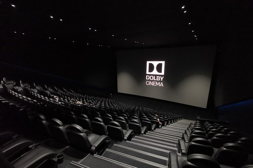 Así es por dentro Dolby Cinema, el presente y futuro de las salas de cine: 4K, sonido envolvente y una experiencia visual impactante