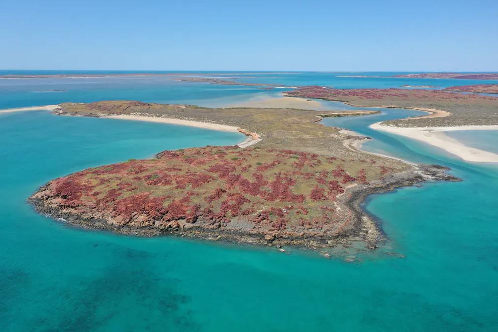 Por primera vez, se descubre un antiguo sitio arqueológico aborigen conservado en el fondo marino y es espectacular