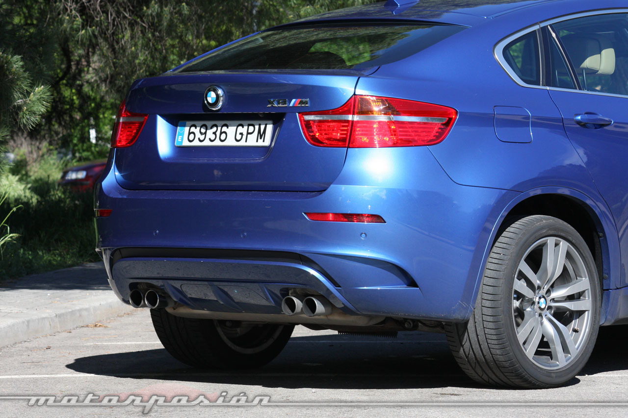 Foto de BMW X6 M (prueba) (17/41)