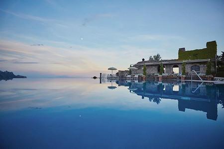 Belmond Hotel Caruso Ravello Italia Las Mejores Piscinas Infinitas Del Mundo