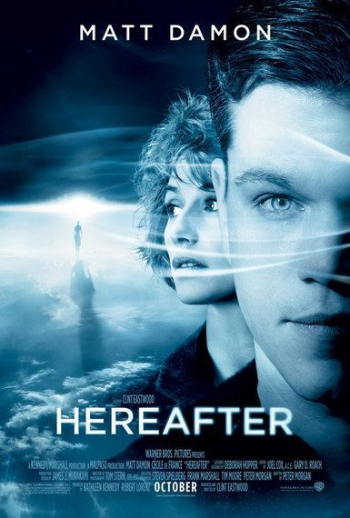 'Hereafter' de Clint Eastwood, cartel
