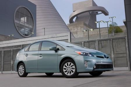 Toyota Prius Hibrido Enchufable Ventas Octubre