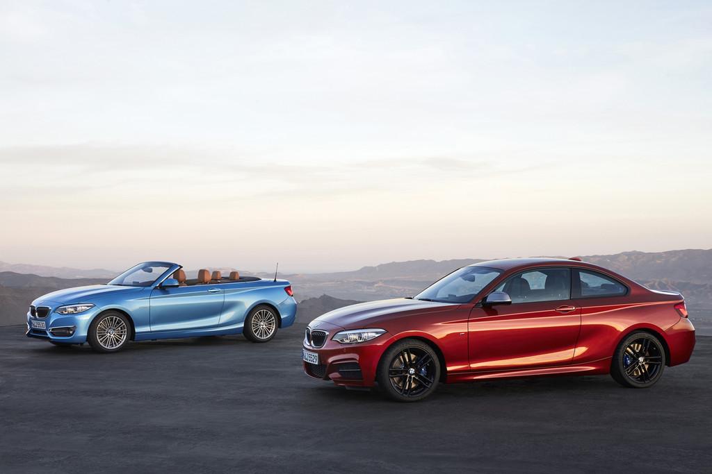 BMW Serie 2 Coupé y Cabrio