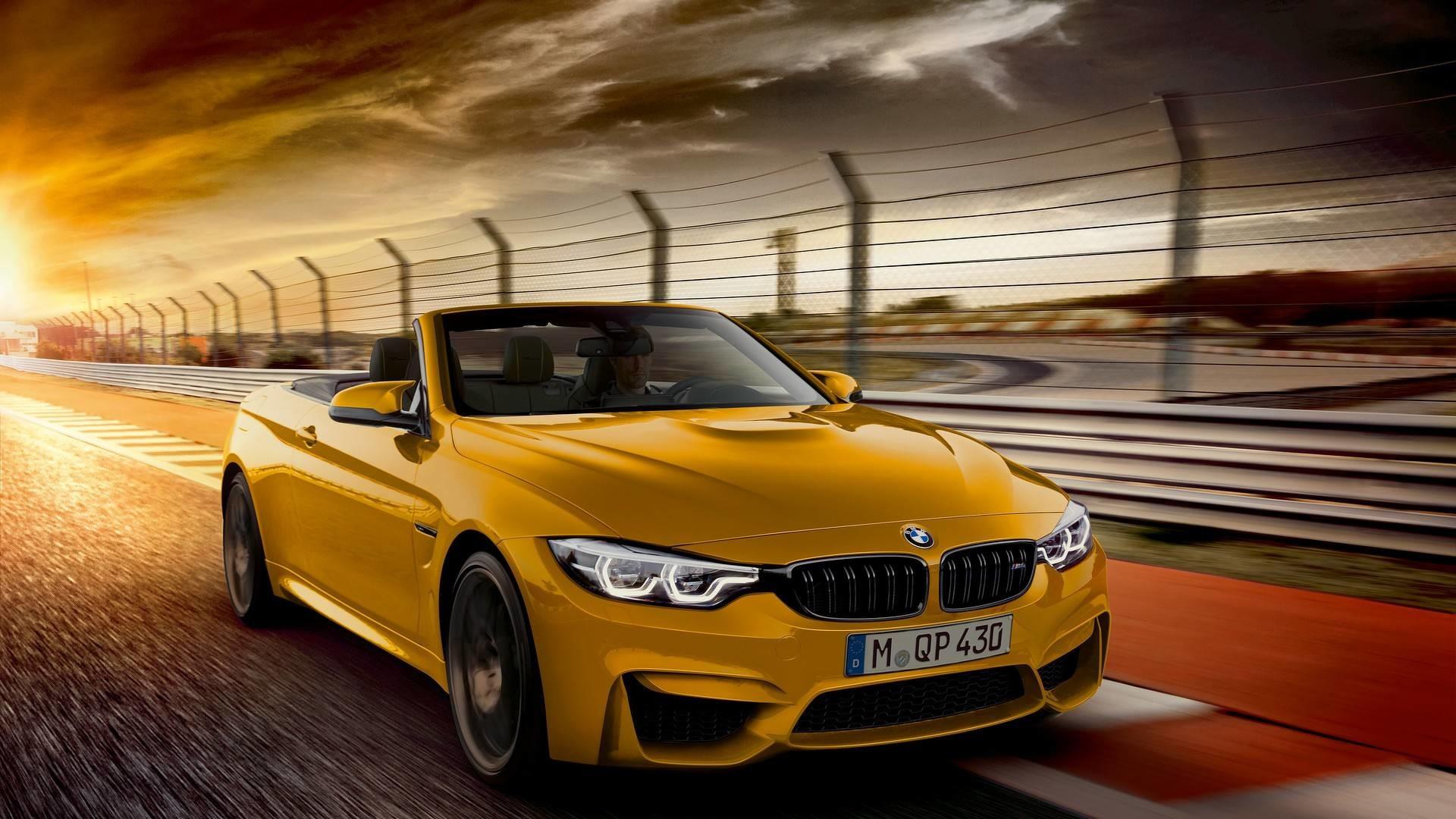 Foto de BMW M4 Cabrio Edition 30 Jahre (1/14)