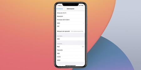 Así podremos comprobar si un iPhone es libre de cualquier operadora en iOS 14