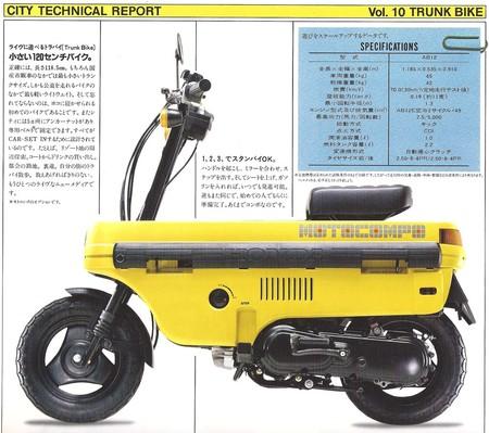 Honda Motocompo 5