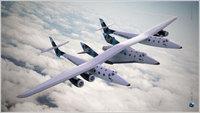 El turismo espacial más cerca con el SpaceShip Two de Virgin Galactic