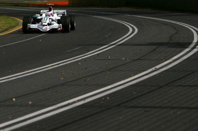Rubens Barrichello, descalificado de la carrera