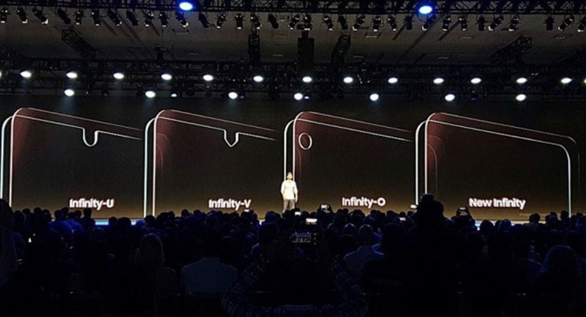 🏳 Samsung se rinde ante el notch de Apple y los incluirá a sus nuevos modelos
