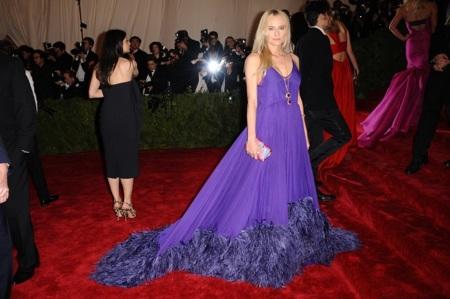Alfombra Roja de la Gala del Met 2012: el cine también entiende de moda