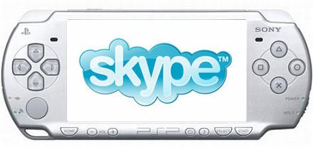 La versión de Skype para PSP se retrasa en Japón