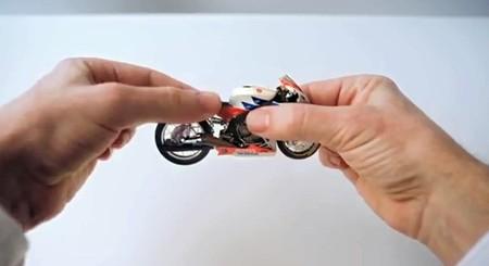 Las manos de Honda