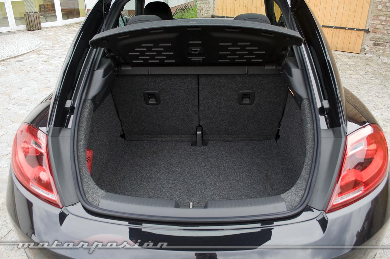 Foto de Volkswagen Beetle (presentación) (30/31)