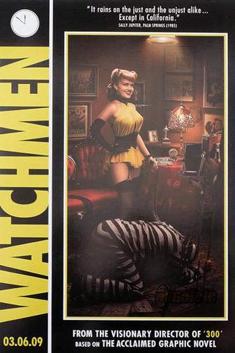 Foto de 'Watchmen', nuevos posters (2/7)