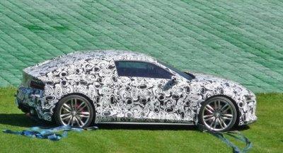 Audi Anniversario Concept, ¿prototipo del Audi R4?