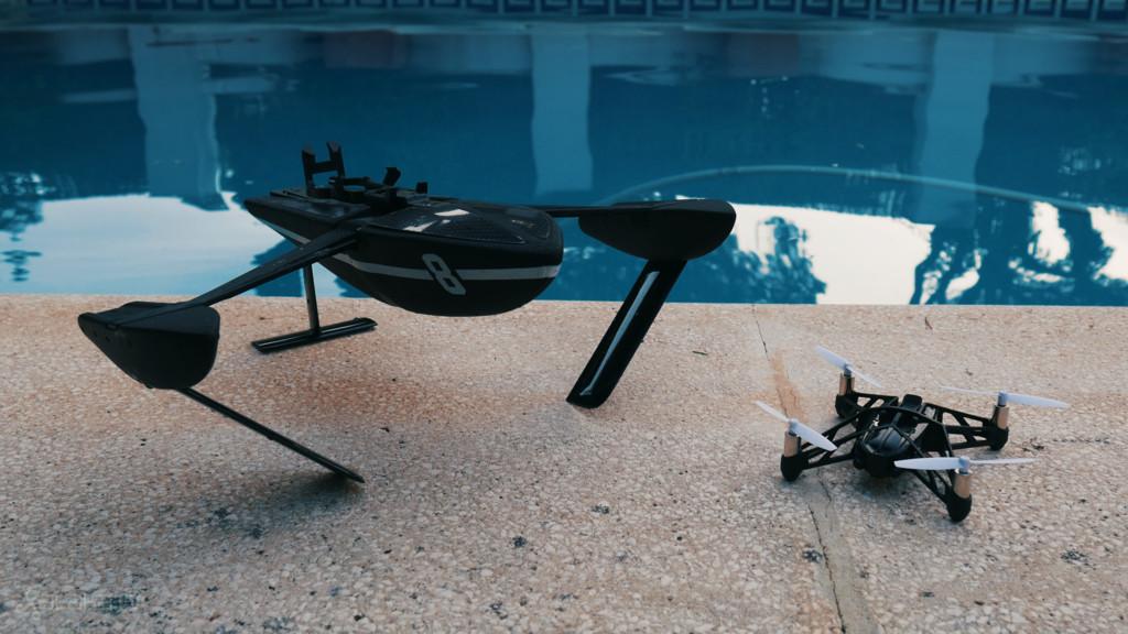 Parrot Hydrofoil Drone 7