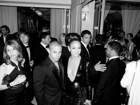 JLo por Terry Richardson