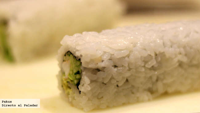C mo preparar el arroz para hacer sushi casero for Como hacer arroz para sushi