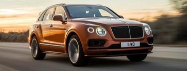 Bentley repite la hazaña de ofrecer el SUV más veloz y lujoso del mundo