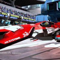 WipEout Omega Collection llega a PS VR con una actualización gratuita. Aquí tienes el primer tráiler del modo VR [PSX 2017]
