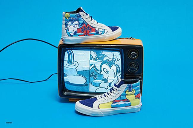 Foto de Disney x Vans. Diseños artistas invitados (3/7)