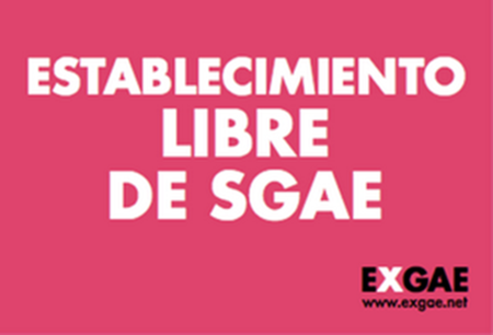 """La SGAE exige el cierre de la web de EXGAE por """"competencia desleal e infracción de marca """""""