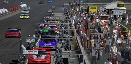 Gran Turismo 5 tendrá daños en los vehículos