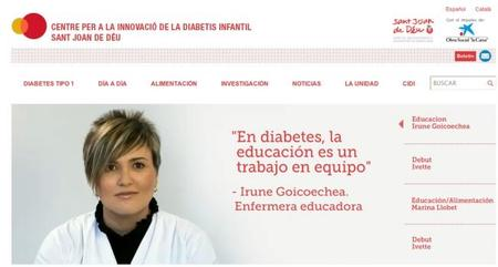 Guiadiabetes.net: nuevo portal sobre diabetes infantil