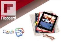 Truco: Tus contenidos de Google Reader en Flipboard