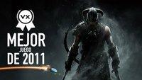 Mejor juego de 2011 según los lectores de VidaExtra: 'The Elder Scrolls V: Skyrim'