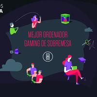 Mejor ordenador gaming de sobremesa: vota en los Premios Xataka