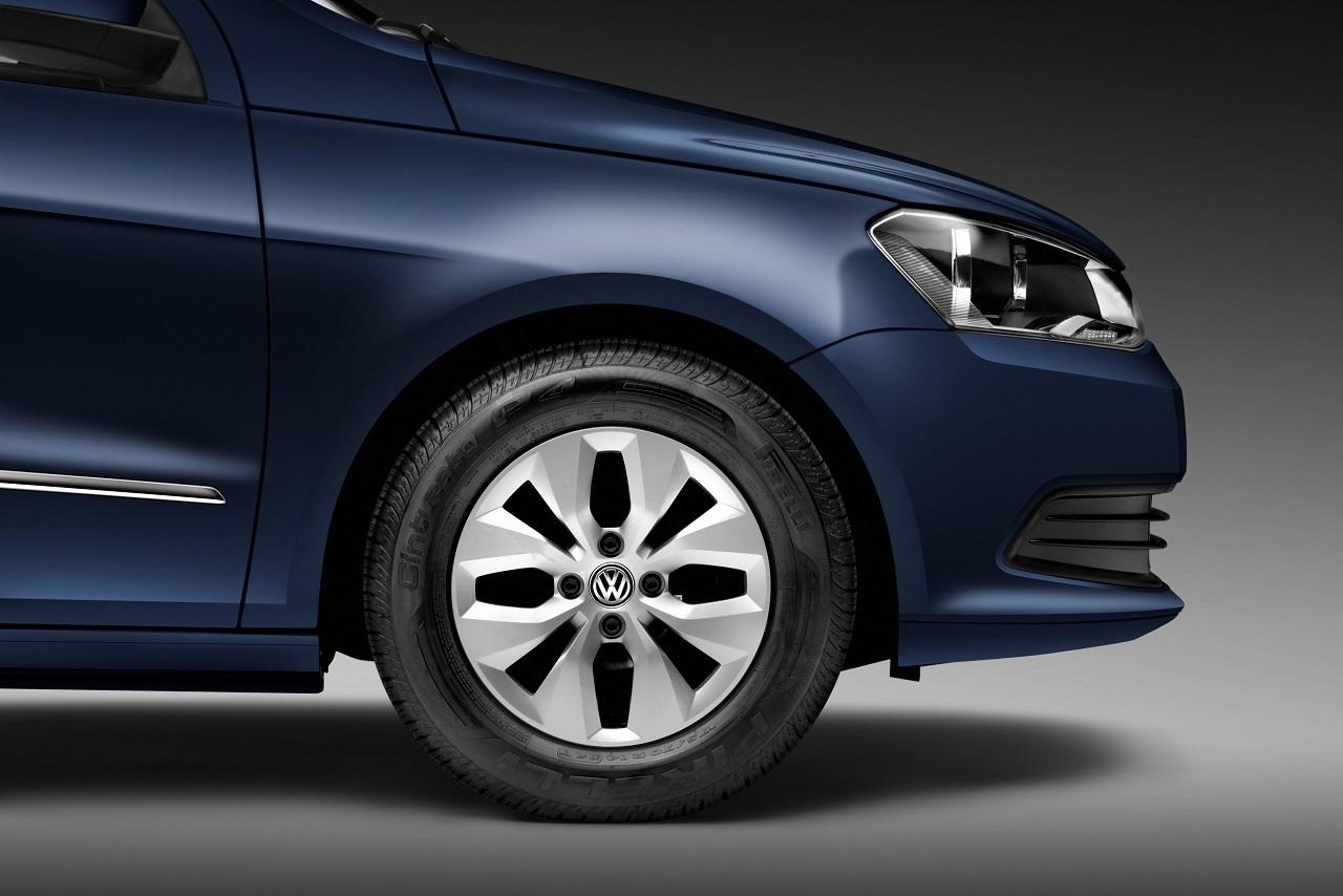 Foto de Volkswagen Gol (10/12)