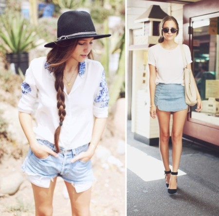 vaquero blanco outfits