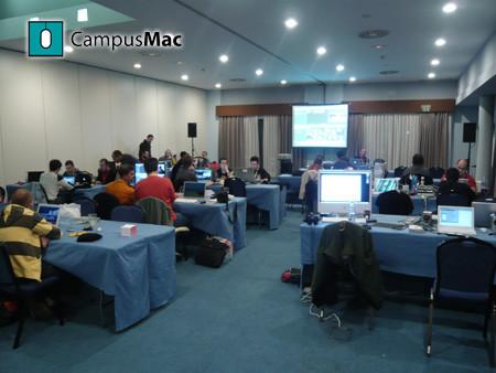 Comienza la nanoCampusMac 2008