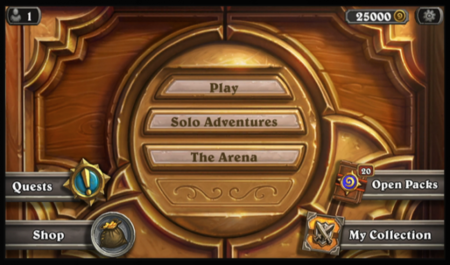 Hearthstone iPhone