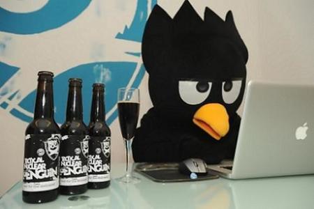 Tactical Nuclear Penguin, la cerveza más fuerte