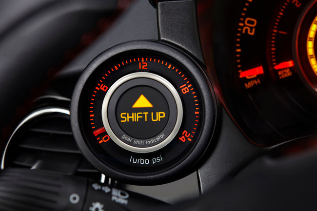Fiat Gear Shift Indicator