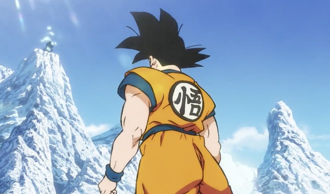 Dragon Ball Super Pelicula