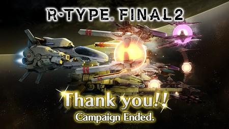 R-Type Final 2 termina su campaña en KickStarter recaudando el doble de lo necesario