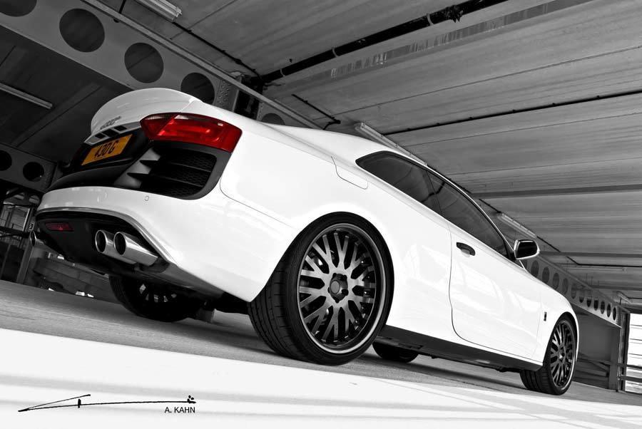 Foto de Audi A5 Coupe Sport Project Kahn (3/5)