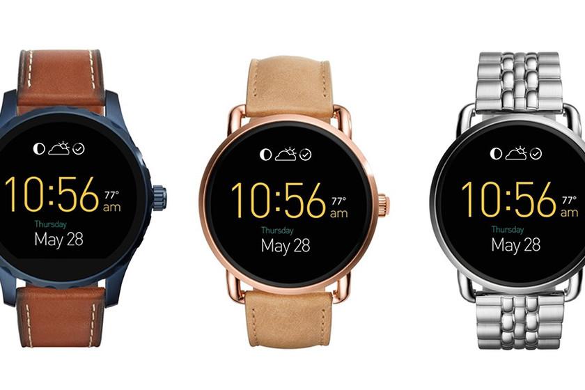 BMW y Fossil unen fuerzas para crear relojes inteligentes