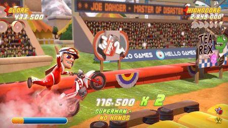 'Joe Danger' dará el salto acrobático a iOS y más tarde a Android