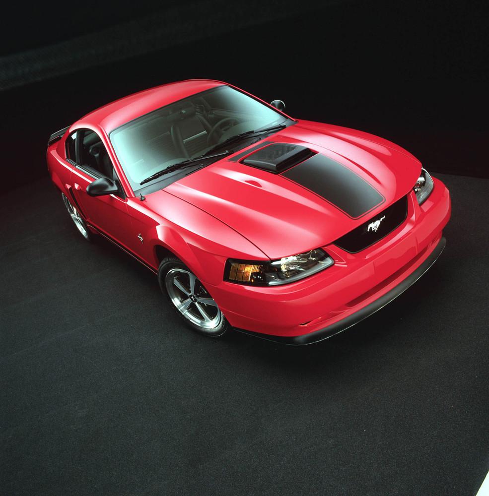 Foto de Ford Mustang: generación 1994-2004 (26/70)