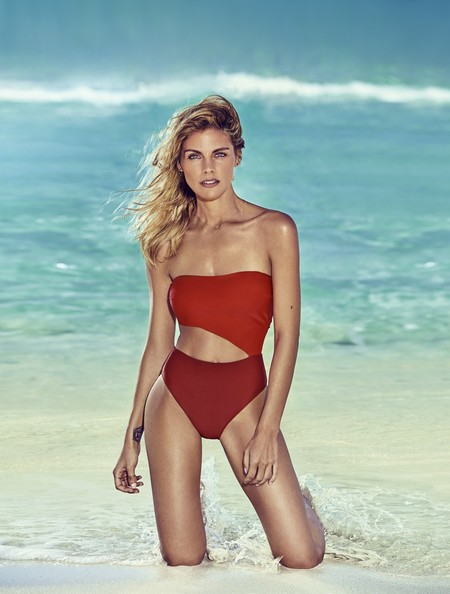 Women Secret Amaia Salamanca Campana Bikini O Banador 1